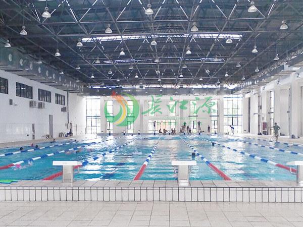 南宁长江源与百色高中池水净化及体育设施方案工程详情