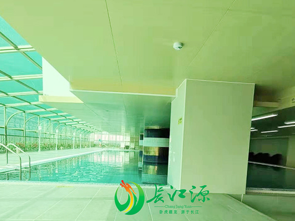 池水净化及恒温除湿方案,就选广西南宁长江源!