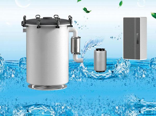 单原子催化水处理器