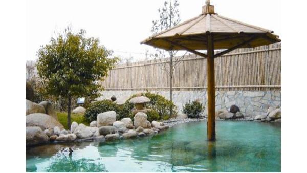 兰州新区敦湖温泉恢复开放