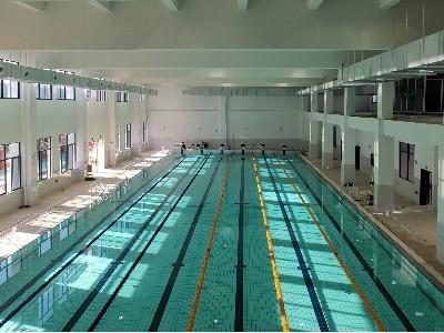 贵港市桂林路消防站及水上训练中心游泳池