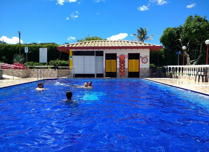 室内泳池为什么要安装恒温控制系统