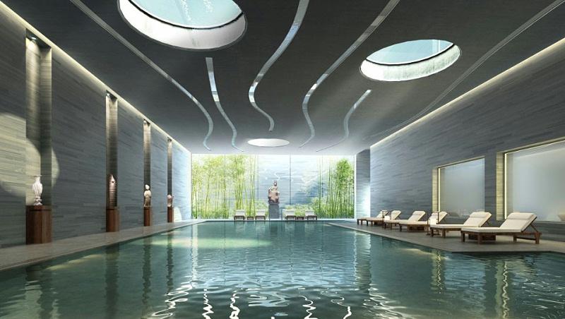 关于建造别墅泳池的五个关键点